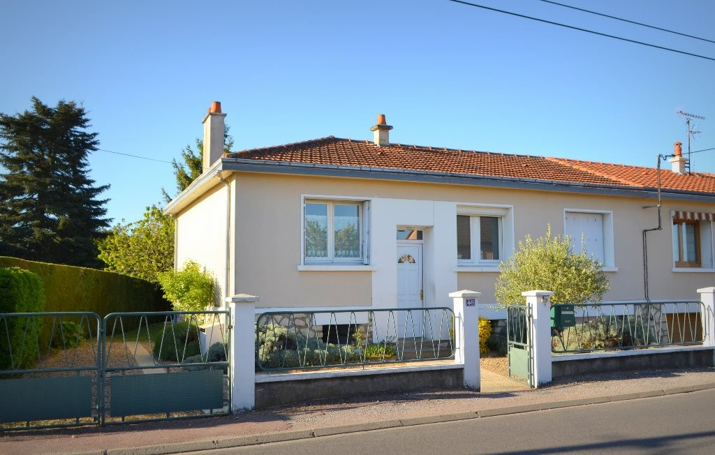 Ch tellerault vente maison 3 pi ces 66m2 101 200 for Agence pierre chatellerault