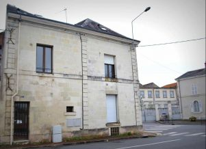 Immeuble b timent surface vendre vente pierre for Agence pierre chatellerault