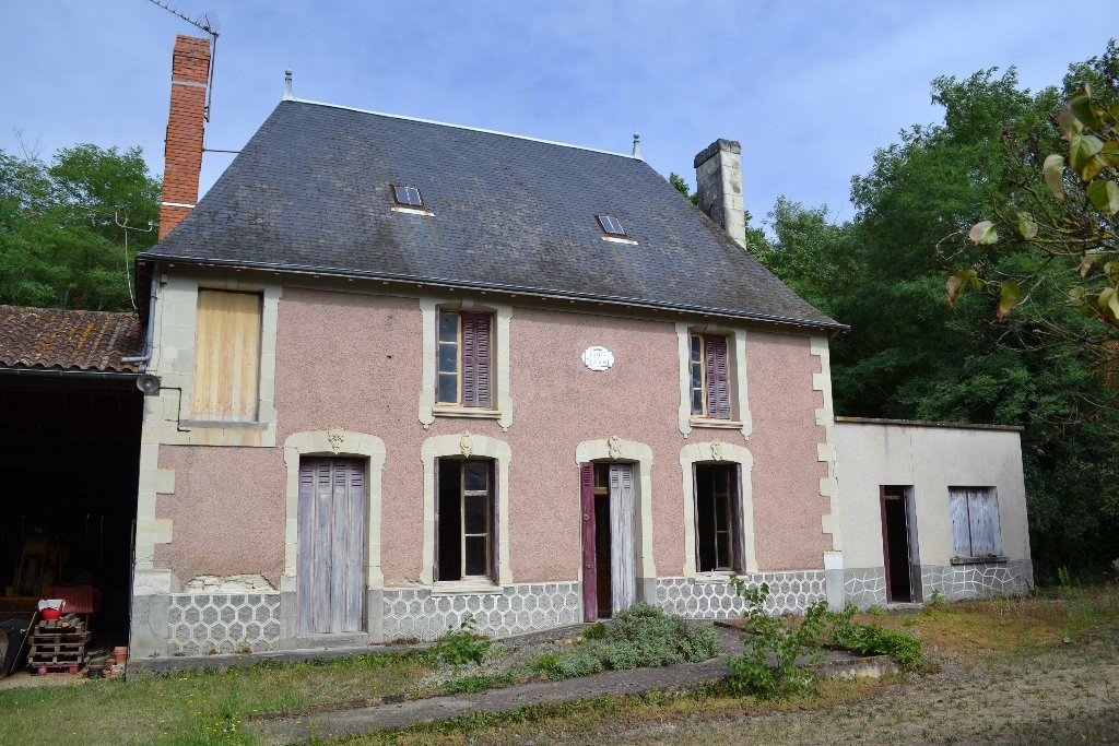 Ouzilly vente divers biens 4 pi ces 98m2 169 600 for Agence pierre chatellerault